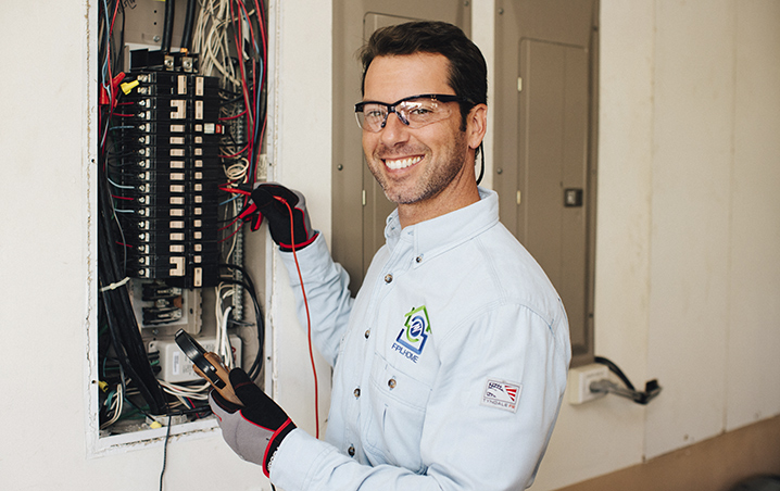 Electrician services Upsell Image